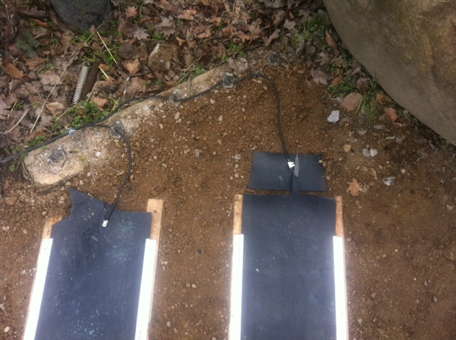 RubberGuard Mat Securing Walkway